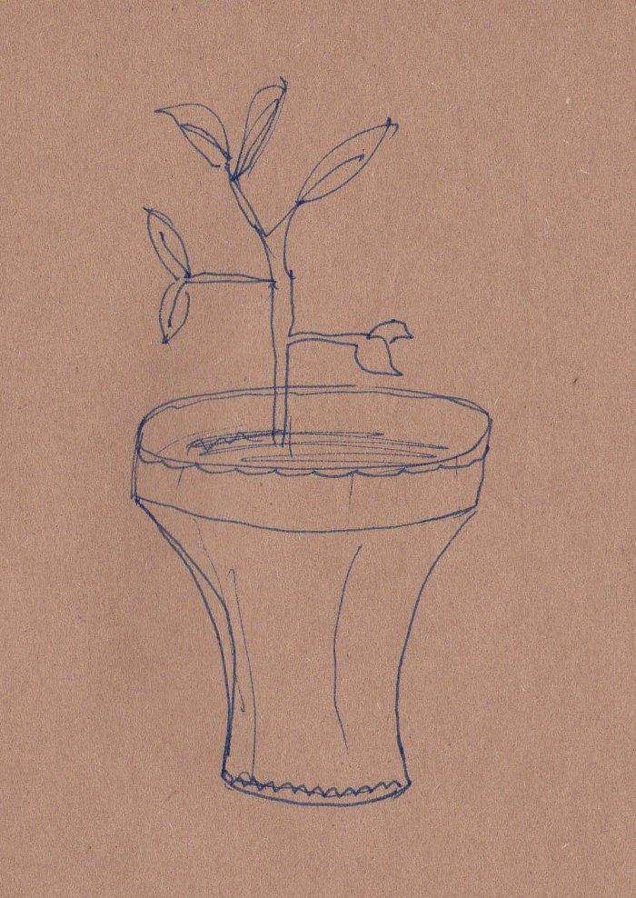 Lamp Light Seedling